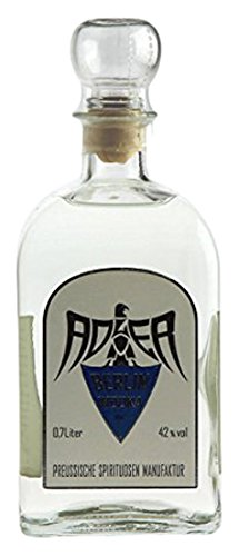 Adler Berlin Vodka (1 x 0.7 l)