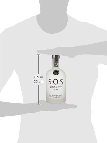 SOS SPIRIT of SYLT Wodka (1 x 0.7 l) - 4