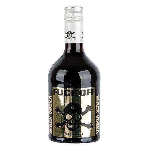 FUCKOFF blackVodka (1 x 0.7 l)