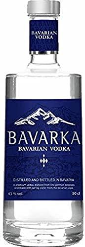 BAVARKA Bavarian Wodka (1 x 0.7 l)