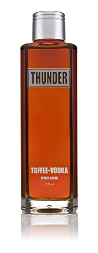 Thunder Toffee Vodka 70 cl