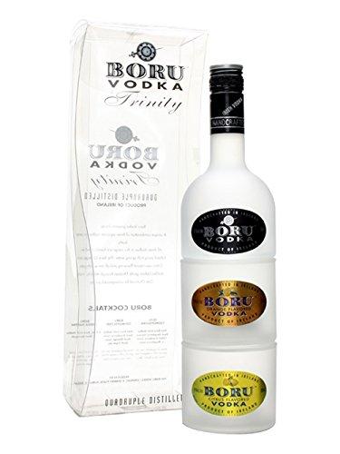 Boru Vodka Trinity 3x0,2l