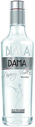 Polnischer Wodka Weisse Dame 0,5 L Biala Dama