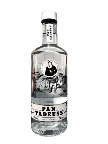 Pan Tadeusz | Polnischer Traditionswodka | 40%, 0,7 Liter