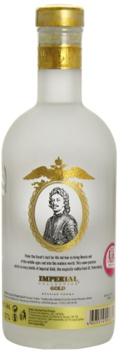 Ladoga Wodka Imperial Collection Gold (1 x 0.7 l) - 3