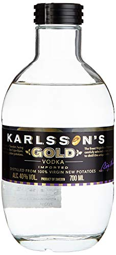 Karlsson's Gold Wodka  (1 x 0.7 l)