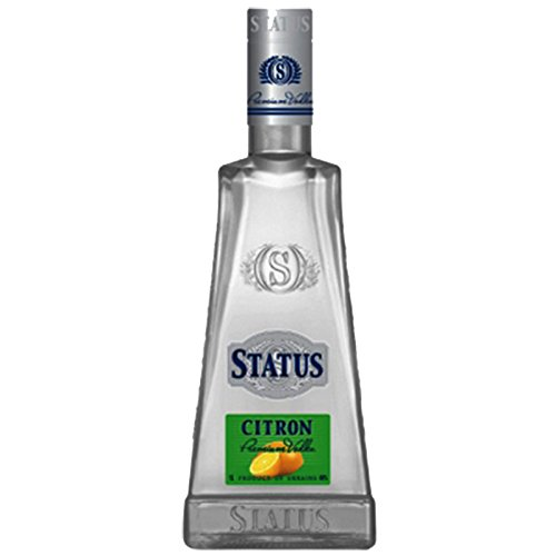 Vodka Status Citron 0,5L premium Wodka