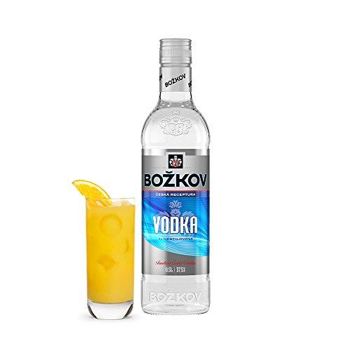 Bozkov Vodka 37,5% ( 1 x 0,5 Liter )