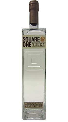 Vodka - Square One - Whisky