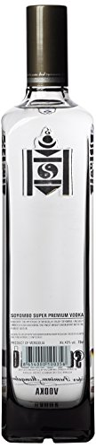 Soyombo Super Premium Vodka, 1er Pack (1 x 700 ml) - 2